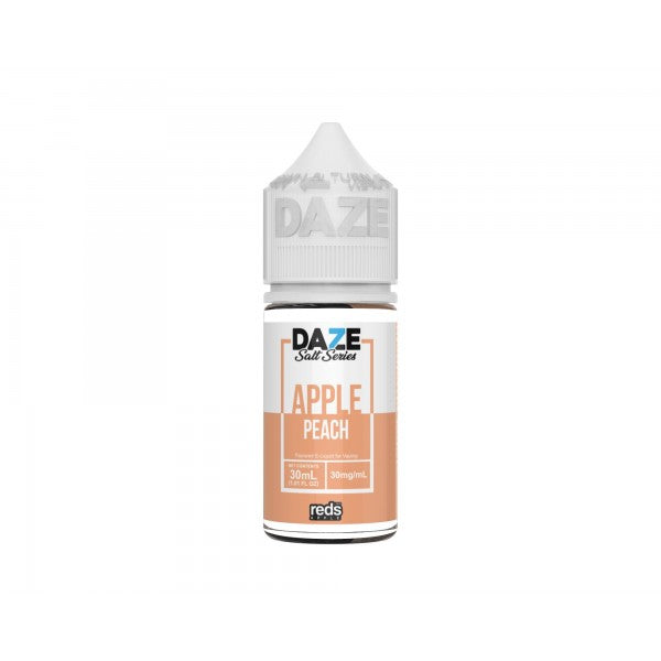 7 Daze Reds Peach Salt 30ml