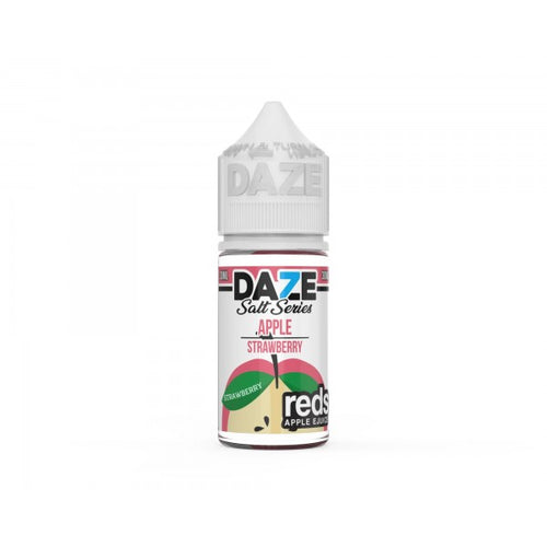 7 Daze Reds Strawberry Salt 30ml