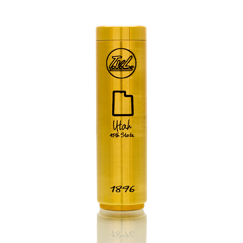 TVL Limited Edition - Utah Colt Mechanical Mod