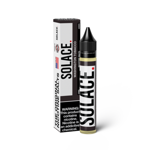 Solace - Washington Tobacco 30ml