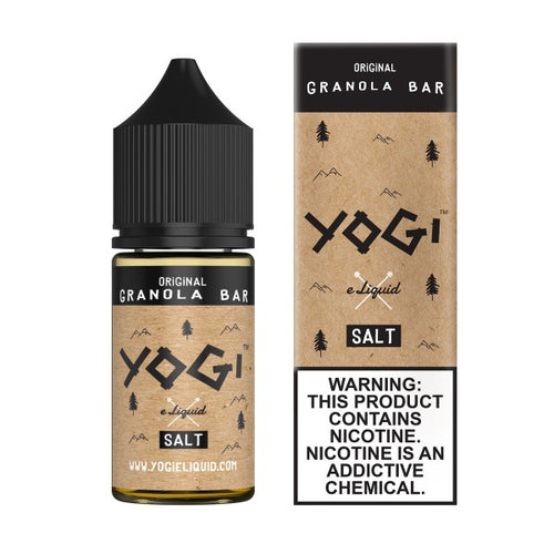 Yogi Salt Nic - Original Granola Bar 30mL