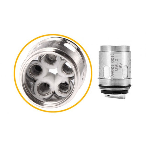 Aspire - Athos Replacement Atomizers 3 Pack