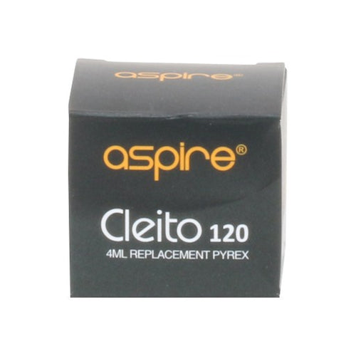 Aspire Cleito 120 4ml Replacement Pyrex