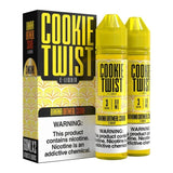 Cookie Twist - Banana Oatmeal Cookie 120ml 🍌🍪