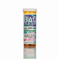 Bad Drip - Farley's Gnarly Sauce Iced Out 60ml 🥝🍓❄️