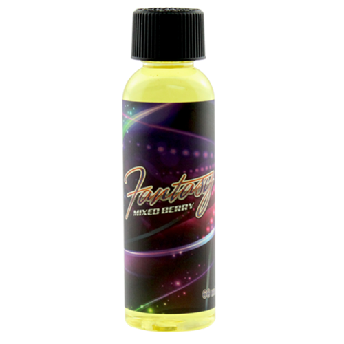 Fantasy - Mixed Berry 60ml A mixture of bright and juicy summer berries, a perfect balance of sweet & tart.