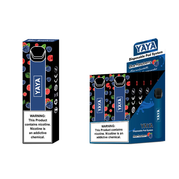 Yaya Disposable Pod System