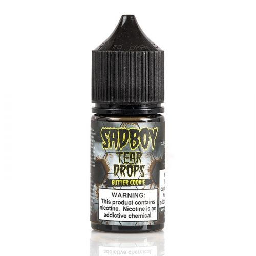 Sadboy Teardrops Butter Cookie Salt 30ml