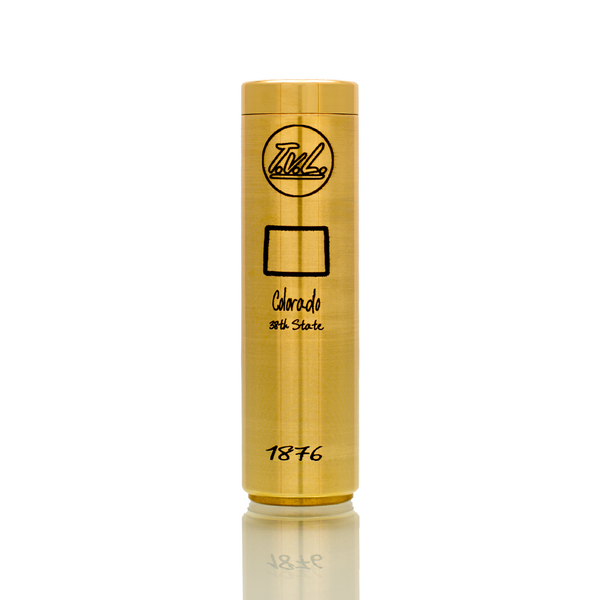 TVL Limited Edition - Colorado Colt Mechanical Mod