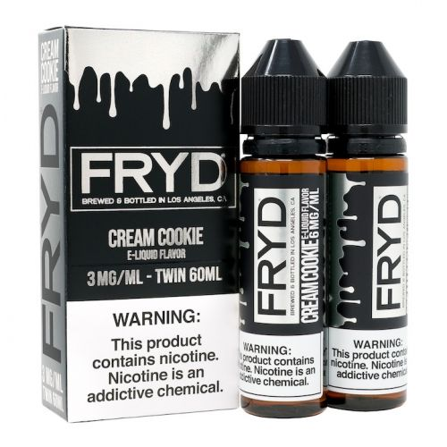 Fryd Cream Cookie 120ml