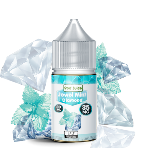 Pod Juice Jewel Mint Diamond Salt 30ml