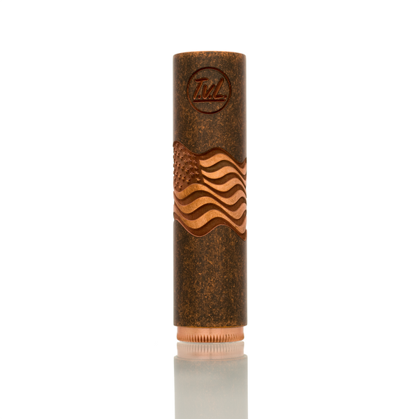TVL Limited Edition -  Old Glory Copper 20700 Hybrid Mechanical