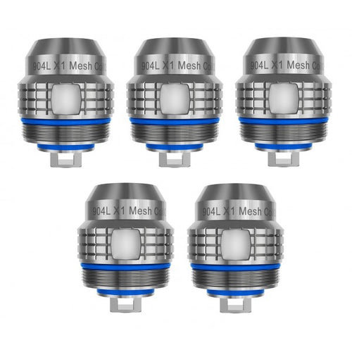 FreeMax - 904L X Series Mesh Coils 5 Pack