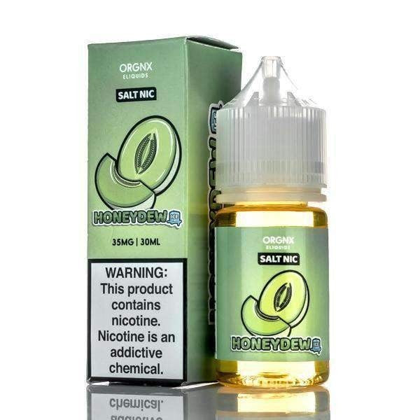 ORGNX Salt Nic Honeydew Ice 30ml 🍈❄️
