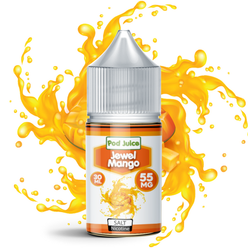 Pod Juice Jewel Mint Mango Salt 30ml