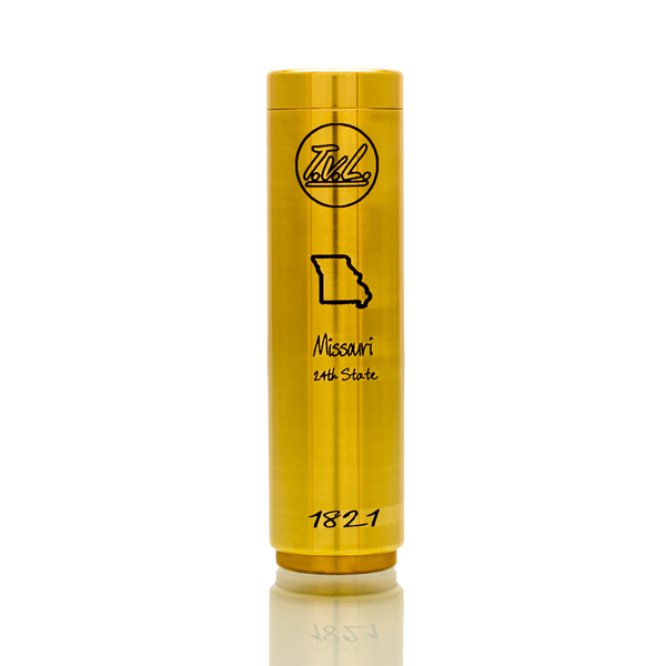 TVL Limited Edition - Missouri Colt Mechanical Mod
