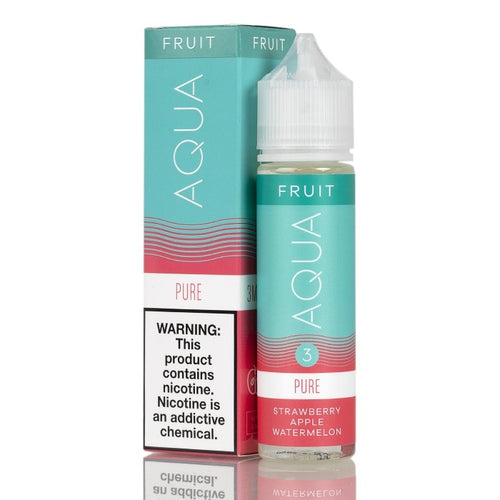 Marina Aqua Pure Fruit 60ml 🍓🍉 🍏