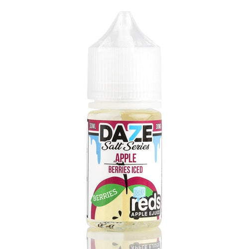 7 Daze - Reds Berries Iced Salt 30ml ❄️