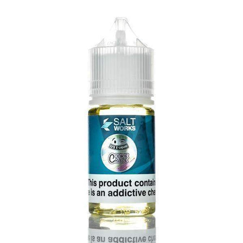 Salt Works Cookie Craze 30ml 🍪