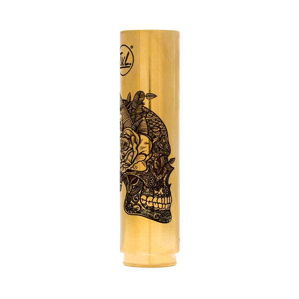 TVL Limited Edition - Sugar Skull w/ Roses  Mechanical Mod