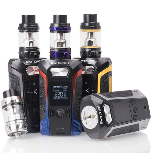 Vaporesso Switcher with NRG 220W Box Mod Kit