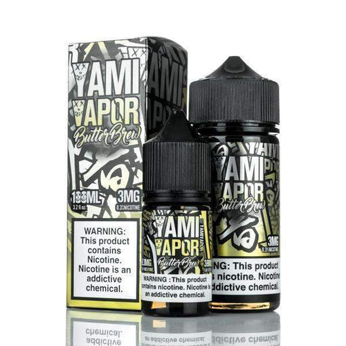 Yami Vapor Butter Brew E-liquid 100ml