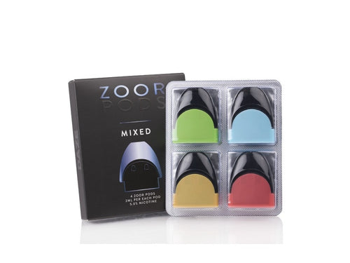 Zoor Pods by Seven Daze