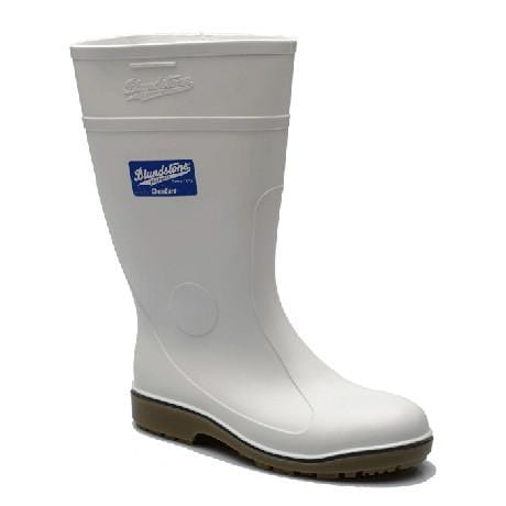 FOOD INDUSTRY GUMBOOT - WHITE - 004