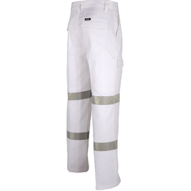 DOUBLE HOOPS TAPED CARGO PANTS - 3361