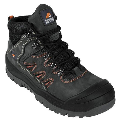BLACK HIKER BOOT - 480080