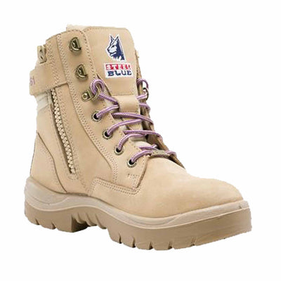 tradie lady boots