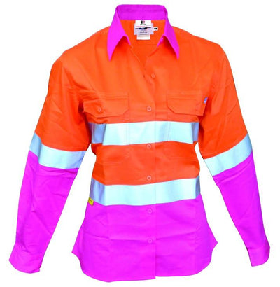 MCGRATH FOUNDATION LADIES KOOLFLOW REFLECTIVE SHIRT