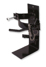 2.5KG HEAVY DUTY - BLACK POWDER COATED BRACKET - MFVB25