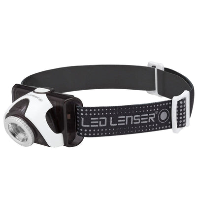 LED LENSER - SEO 5R RECHARGEABLE - GREY - ZL1013