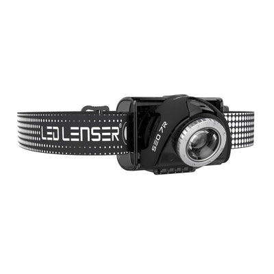 LED LENSER - SEO 7R RECHARGEABLE - BLACK - ZL6107