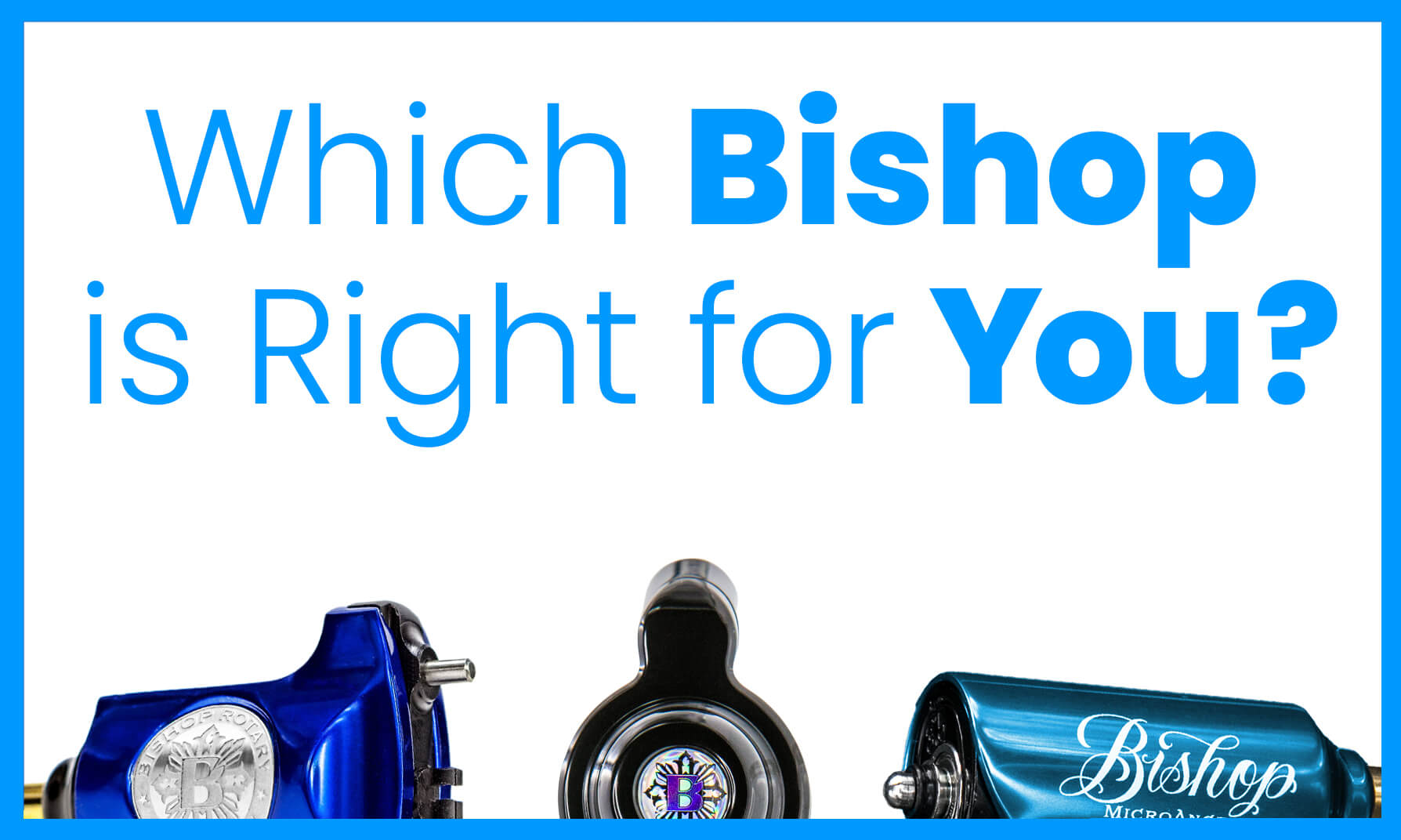 TATTOO MACHINES - Bishop Tattoo Supply