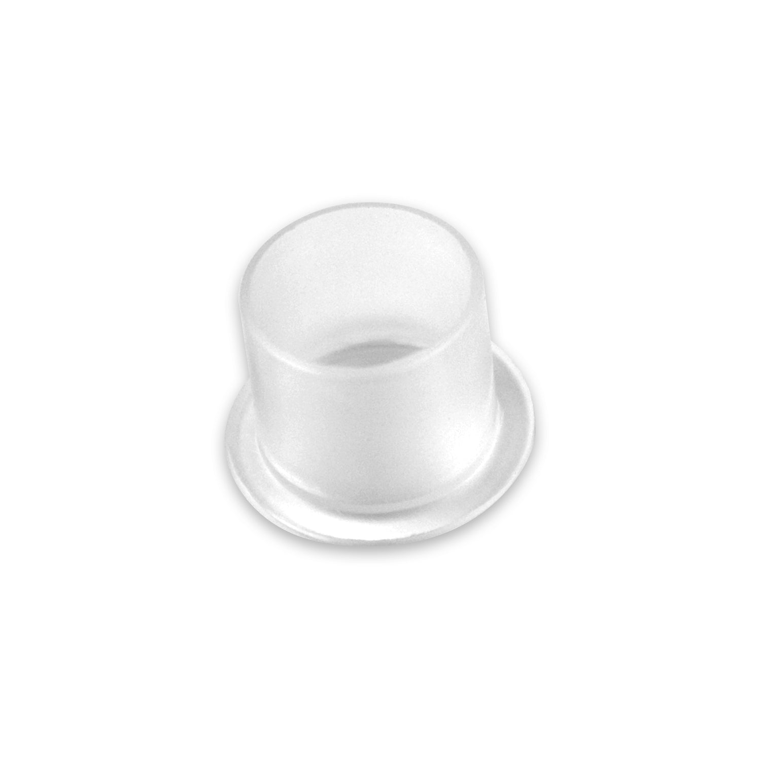 Ink Cups - Flat Bottom, 14 mm - Medium, 1000 Count