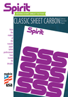 "Spirit Classic Sheet Carbon - 8.5""x 11"""