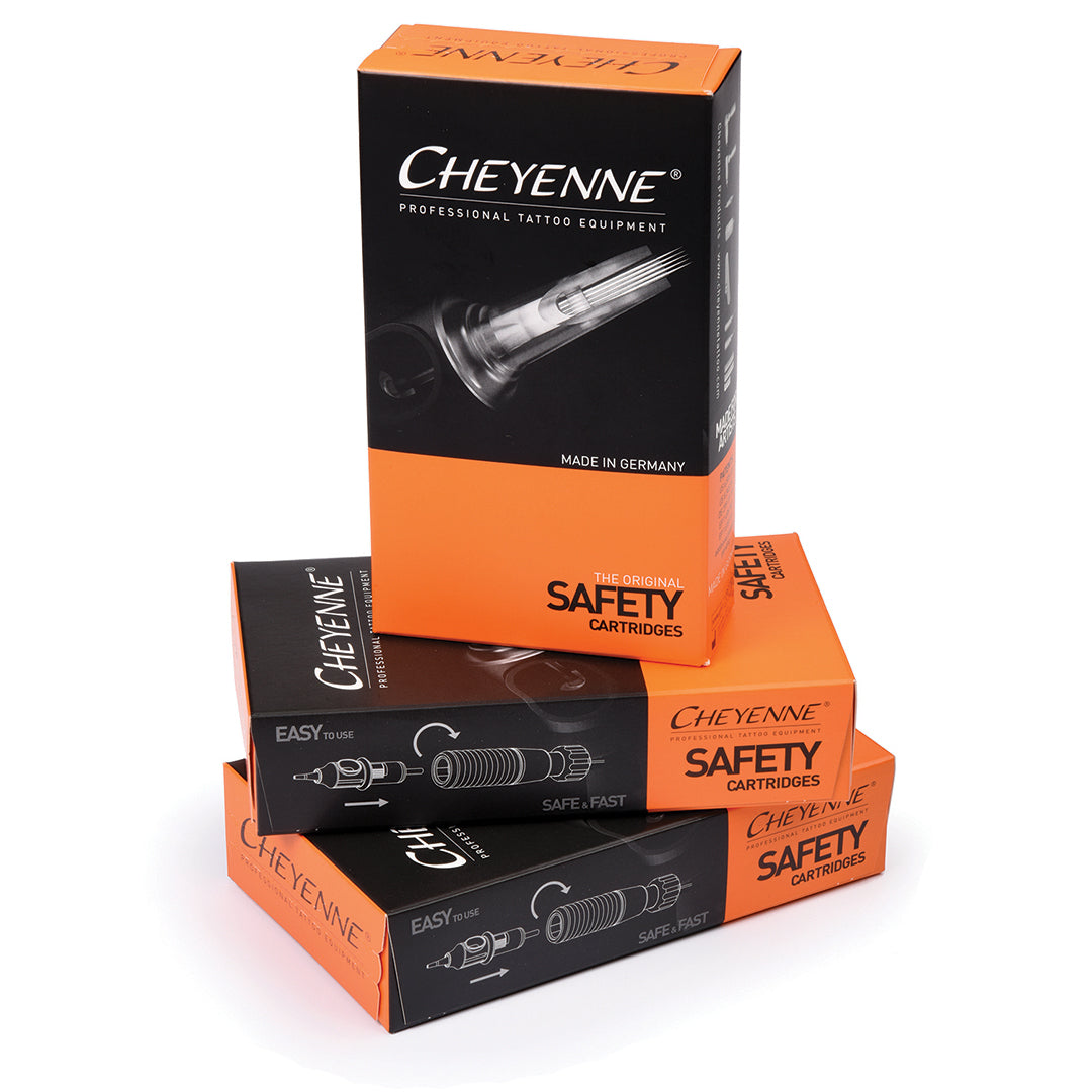 Cheyenne Safety Cartridges