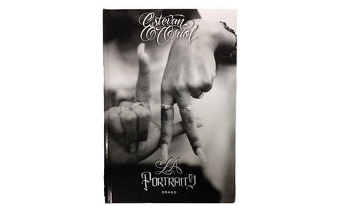 """LA Portraits Book"" by Estevan Oriol"