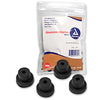 Grommet Nipples in Black - Dynarex Bag of 100