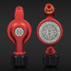 Liz Cook x Bishop Fantom Rotary Tattoo Machine (Fantom Artist Series - Matte Red)