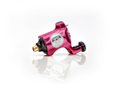 Gothic Pink - Bishop Rotary Tattoo Machine