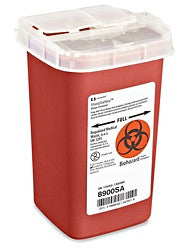 Sharps Container - 1 Quart