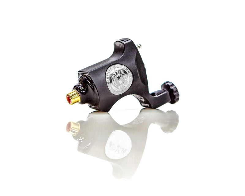 Matte Black - Bishop Rotary Tattoo Machine