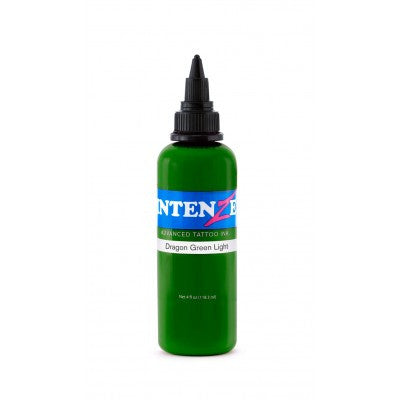 Intenze Tattoo Ink - Dragon Green 1oz