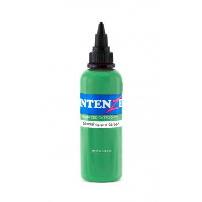 Intenze Tattoo Ink - Grasshopper 1oz