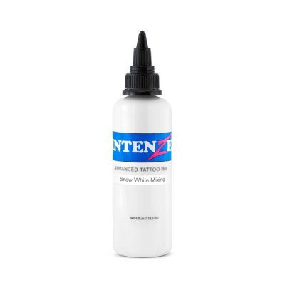 Intenze Tattoo Ink - Snow White Mixing 1oz