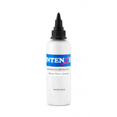 Intenze Tattoo Ink - Snow White Opaque 1oz