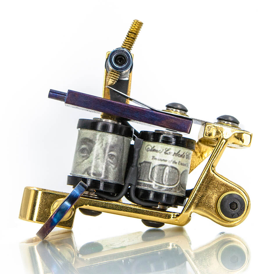 NORM x Bishop Coil Machine (Special Edition — GOLD)